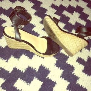 Adorable Charlotte Russe wedges